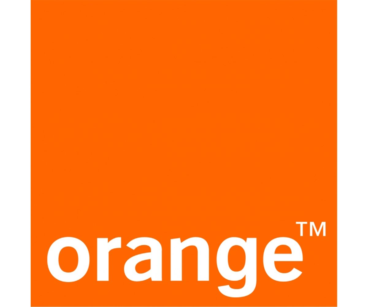 Immersive Experience - Logo Orange