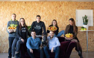 Immersion dans la startup Les Plaisirs Fruités